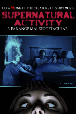 Supernatural Activity (2012) (Retail / Rental)