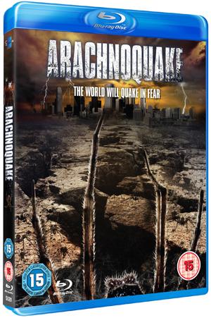 Arachnoquake (2012) (Blu-ray) (Pulled)