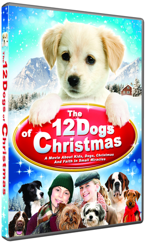 The 12 Dogs of Christmas (2005) (Retail / Rental)