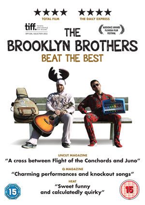 The Brooklyn Brothers Beat the Best (2011) (Retail / Rental)