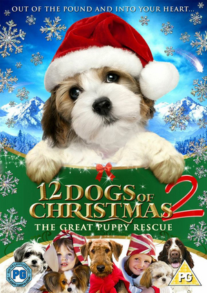 12 Dogs of Christmas 2: Great Puppy Race (2012) (Retail / Rental)