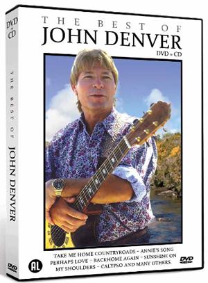 John Denver: The Best of John Denver (With CD) (Retail / Rental)