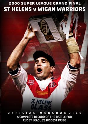 Super League Grand Final: 2000 - St Helens V Wigan Warriors (2000) (Retail / Rental)