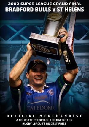 Super League Grand Final: 2002 - Bradford Bulls V St Helens (2002) (Retail / Rental)