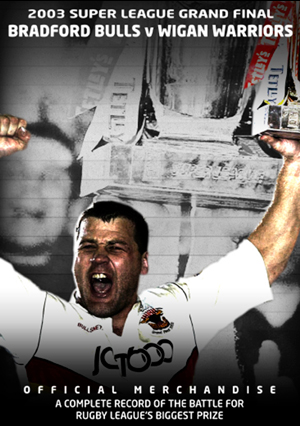 Super League Grand Final: 2003 - Bradford Bulls V Wigan Warriors (2003) (Retail / Rental)