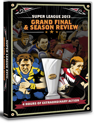 Super League: 2013 - Season Review and Grand Final (2013) (Retail / Rental)