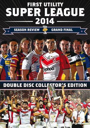 Super League: 2014: Season Review and Grand Final (2014) (Retail / Rental)
