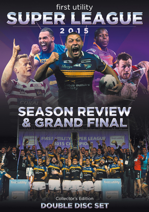 Super League: 2015: Season Review and Grand Final (2015) (Collector's Edition) (Retail / Rental)