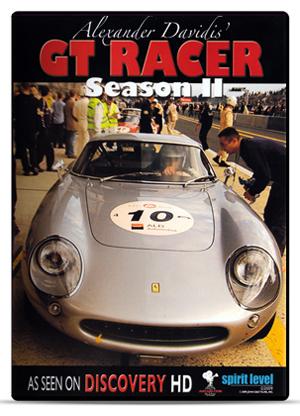 GT Racer: Season II (2009) (Retail / Rental)