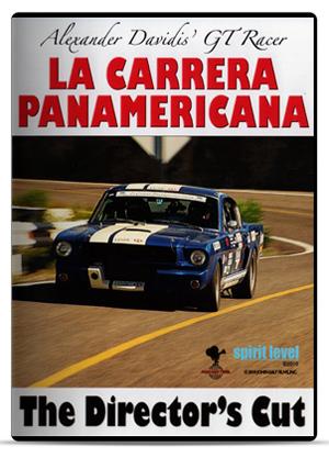 GT Racer: La Carrera Panamericana (2009) (Retail / Rental)