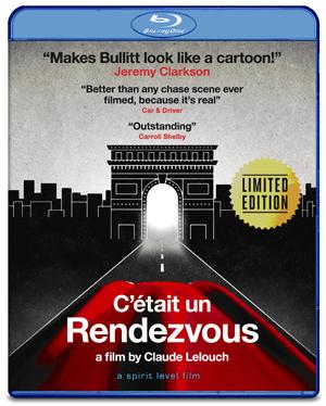 C'était Un Rendezvous (1976) (Blu-ray) (Retail / Rental)