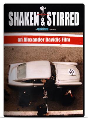 GT Racer: Pilot - Shaken and Stirred (2007) (Retail / Rental)