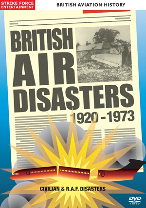British Air Disasters 1920-1973 (Retail Only)