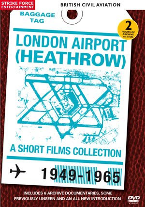 British Civil Aviation: Heathrow - A Short Films Collection ... (1965) (Retail Only)