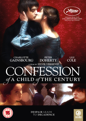 Confession of a Child of the Century (2011) (Retail / Rental)