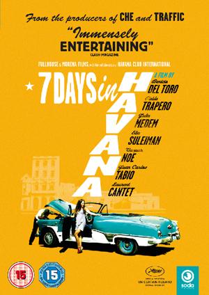 7 Days in Havana (2012) (Retail / Rental)