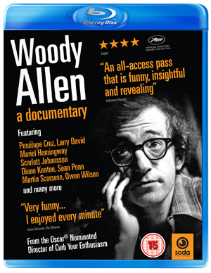 Woody Allen: A Documentary (2011) (Blu-ray) (Retail / Rental)