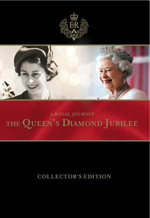 A Royal Journey - The Queen's Diamond Jubilee (2012) (Collector's Edition) (Retail / Rental)