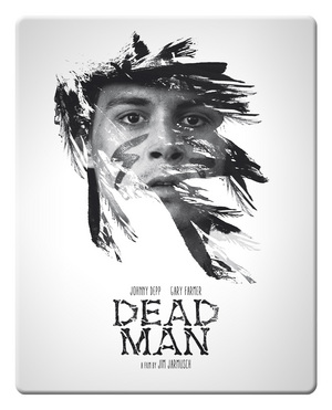 Dead Man (1995) (Blu-ray) (Steel Book) (Retail Only)