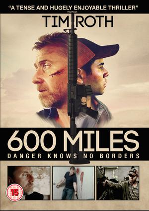 600 Miles (2015) (Retail / Rental)