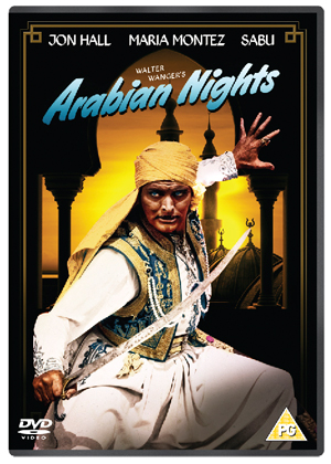 Arabian Nights (1942) (Retail / Rental)