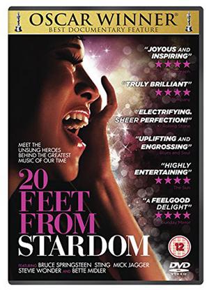 20 Feet from Stardom (2013) (Retail / Rental)