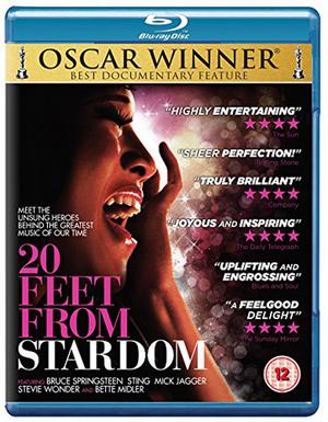 20 Feet from Stardom (2013) (Blu-ray) (Retail / Rental)