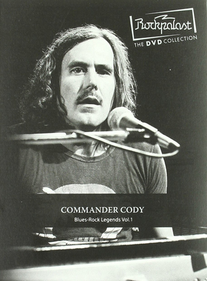 Commander Cody: Rockpalast (1980) (Retail / Rental)