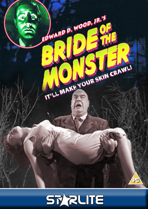 Bride of the Monster (1955) (Retail / Rental)