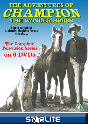 The Adventures of Champion the Wonder Horse (1956) (Box Set) (Retail / Rental)