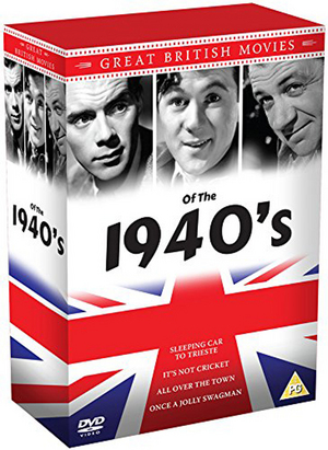 1940s Great British Movies (2014) (Box Set) (Retail / Rental)