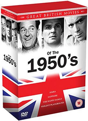 1950s Great British Movies (2014) (Box Set) (Retail / Rental)