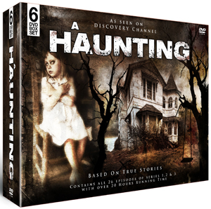 A Haunting: Seasons 1-3 (2006) (Box Set) (Deleted)