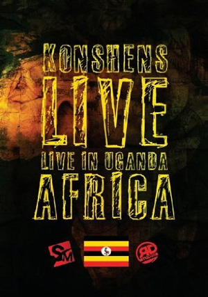 Konshens: Live in Uganda (2012) (Retail Only)