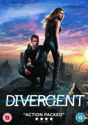 Divergent (2014) (Retail / Rental)
