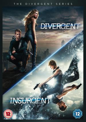Divergent/Insurgent (2015) (Retail / Rental)