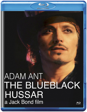 Adam Ant: The Blueblack Hussar (2013) (Blu-ray) (Retail / Rental)