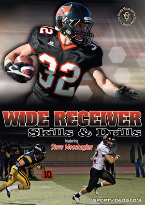 Wide Receiver Skills and Drills (2011) (Retail / Rental)