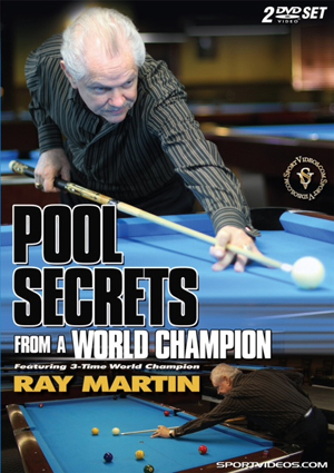 Pool Secrets from a World Champion (Retail / Rental)