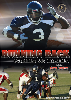 Running Back: Skills and Drills (Retail / Rental)