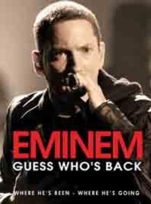 Eminem: Guess Who's Back (2014) (Retail / Rental)