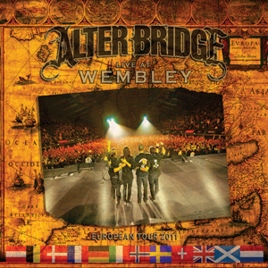 Alter Bridge: Live at Wembley - European Tour 2011 (2011) (Blu-ray) (with Audio CD) (Retail / Rental)