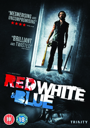 Red White and Blue (2010) (Retail / Rental)