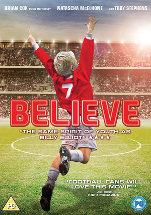 Believe - Theatre of Dreams (2013) (Retail / Rental)