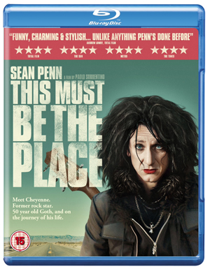 This Must Be the Place (2011) (Blu-ray) (Retail / Rental)