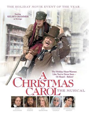 A Christmas Carol - The Musical (2004) (Retail / Rental)