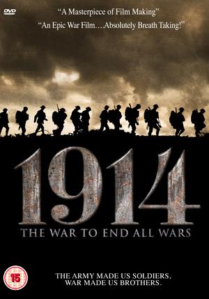 1914 (2011) (Retail / Rental)