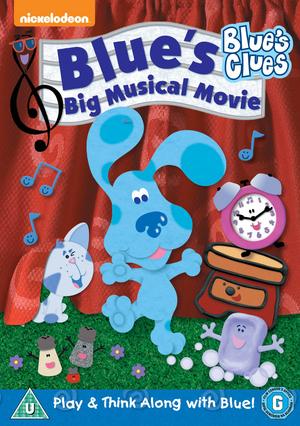 Blue's Clues: Blue's Big Musical Movie (2000) (Retail / Rental)