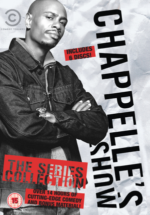 Chappelle's Show: The Series Collection (2006) (Box Set) (Retail / Rental)