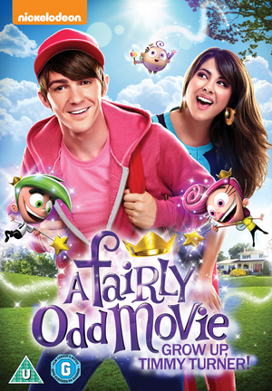A Fairly Odd Movie - Grow Up Timmy Turner (2011) (Retail / Rental)